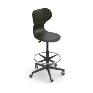 MIA Stool black