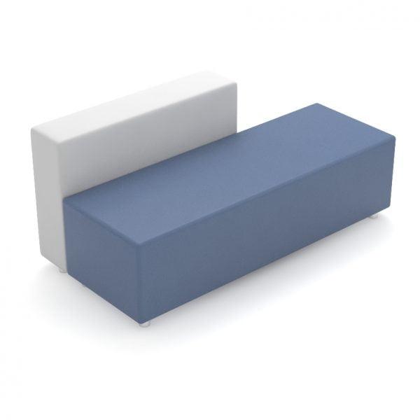 COMPLETE SOFA blue