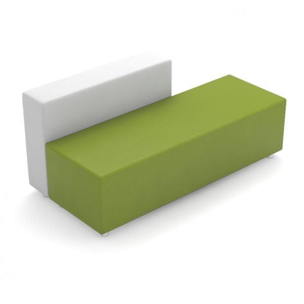COMPLETE SOFA green