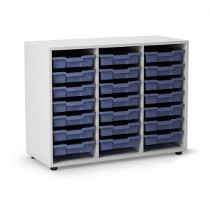 VICTORY 21 Trays blue