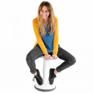lance stool woman 2